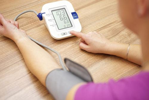 定期的に血圧を測ったとしても